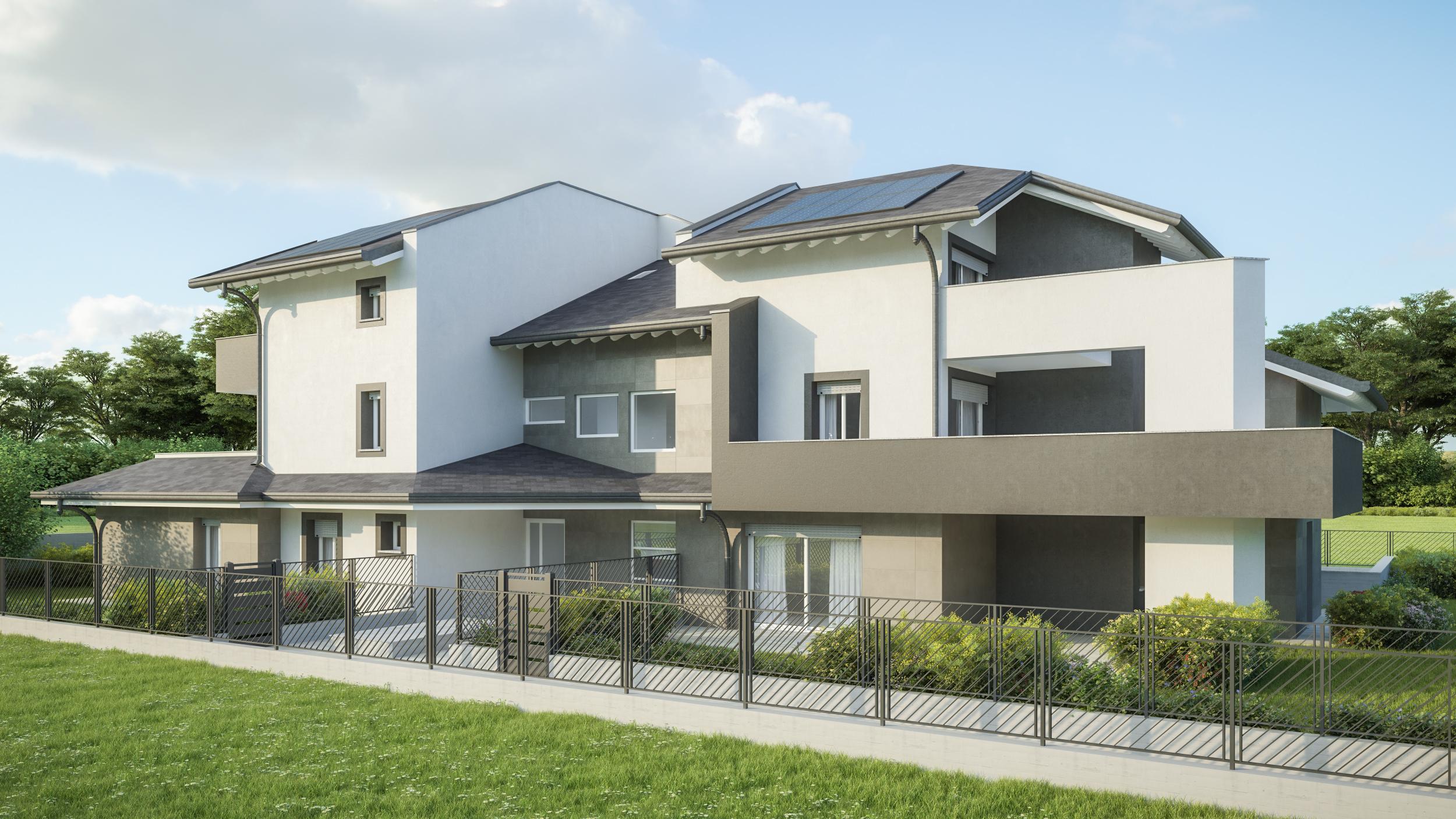 Nuove Costruzioni Olgiate Comasco appartamenti via piave – olgiate olona – gruppo aredil